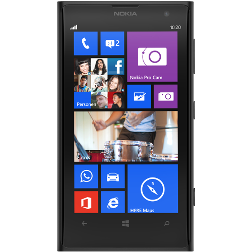 Nokia Lumia 1020(Black)